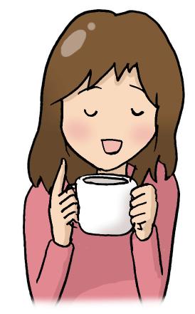 コーヒーの飲み過ぎに注意